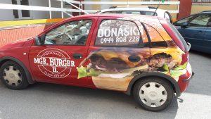 Mgr burger