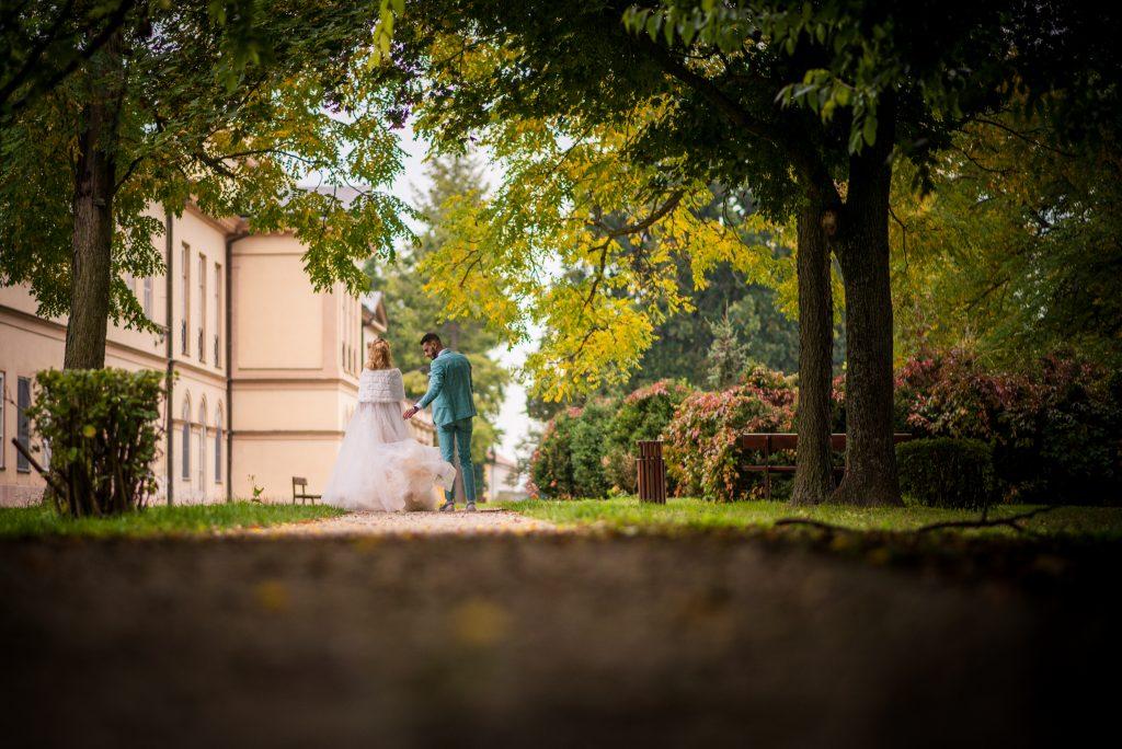 Svadba kaštieľ Palárikovo